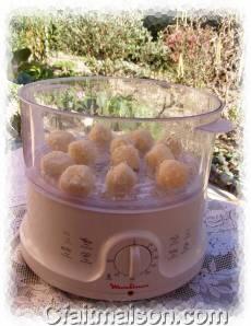 Desserts sans gluten et sans produit laitier la vapeur - Riz au cuit vapeur ...