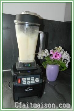faire soi m me du lait de riz lait v g tal et l 39 eau de riz malgache. Black Bedroom Furniture Sets. Home Design Ideas