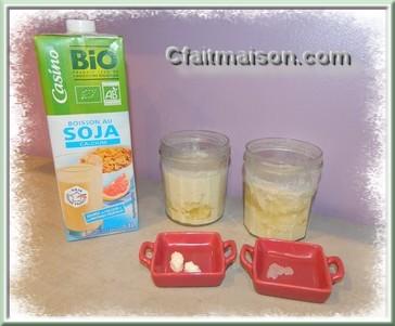 les laitages au soja soyaourts yaourts et laitages ferment s de soja. Black Bedroom Furniture Sets. Home Design Ideas