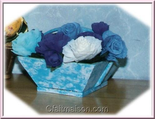 Super Fabriquer des fleurs artificielles, papier, soie, plastique, fimo  HP67