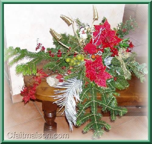Buche Decorative De Noel
