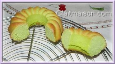 Recette Pandan Chiffon Cake Au Four