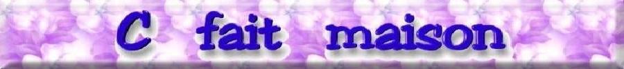 logo C fait maison