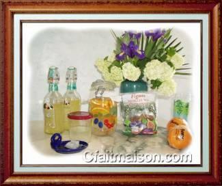 kefir de fruits préparer à la maison