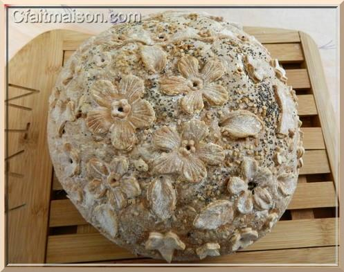 pain decoree a laide Miche-decore