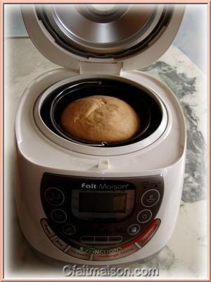Faire du pain avec l 39 appareil multifonctions fait maison de lagrange - Appareil pour faire des confitures ...