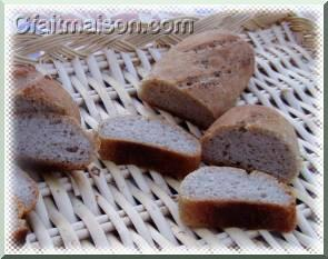 Faire du pain maison sans gluten au four ou la vapeur - Faire du pain sans gluten ...