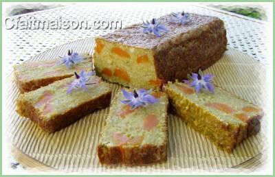 Gâteau Butternut Léger