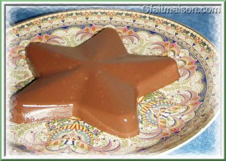 Gâteau de marrons au chocolat