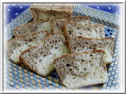Faire du pain fantaisie sans gluten au four ou la - Faire du pain sans gluten ...