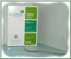 Faire un soin hydratant visage   Argile-surfine