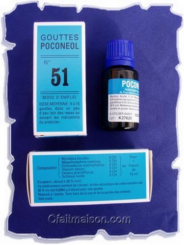 comment prendre gouttes homeopathiques