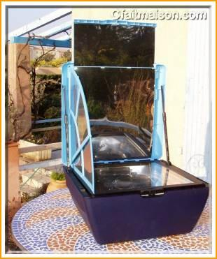 la cuisson solaire et la cuisine avec un four solaire le. Black Bedroom Furniture Sets. Home Design Ideas